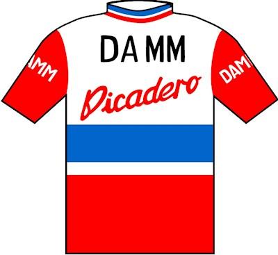 Picadero - Dam 1965 shirt