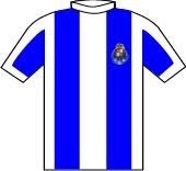 F.C. Porto 1965 shirt