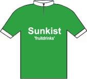Sunkist Fruits 1965 shirt