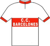C.C. Barcelones 1960 shirt