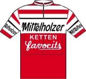 Mittelholzer 1960 shirt
