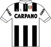 Carpano 1960 shirt