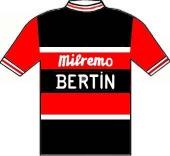 Bertin - The Dura - Milremo 1960 shirt