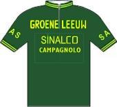 Groene Leeuw - Sinalco - SAS 1960 shirt