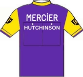 Mercier - BP - Hutchinson 1960 shirt
