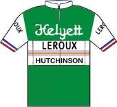 Helyett - Leroux - Fynsec - Hutchinson - A.C.B.B. 1960 shirt