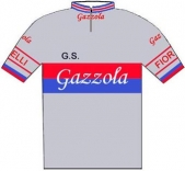 Gazzola - Fiorelli 1960 shirt