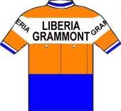 Libéria - Grammont 1960 shirt