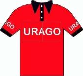 Urago - D'Alessandro 1960 shirt