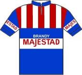 Brandy Majestad 1961 shirt