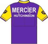 Mercier - BP - Hutchinson 1961 shirt