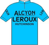 Alcyon - Leroux 1961 shirt