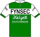 Helyett - Fynsec - Hutchinson 1961 shirt