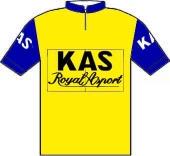 Kas - Royal Asport 1961 shirt