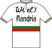 Wiel's - Flandria 1961 shirt