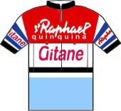 Rapha - Gitane - Dunlop 1961 shirt
