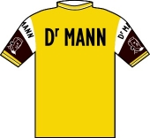 Dr. Mann 1961 shirt