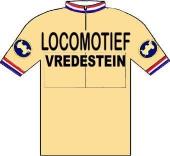 Locomotief - Vredestein 1961 shirt