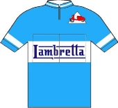 Lambretta - Mostajo 1961 shirt