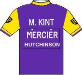 Marcel Kint - Mercier 1961 shirt