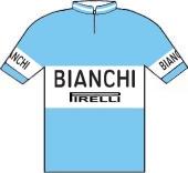 Bianchi 1961 shirt
