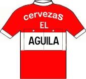 Cervezza El Aguila - Denia 1962 shirt