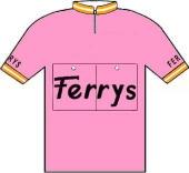 Ferrys 1962 shirt