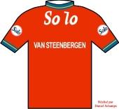 Solo - Van Steenbergen 1962 shirt