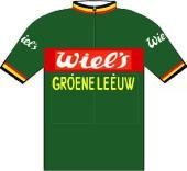 Wiel's - Groene Leeuw 1962 shirt
