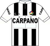 Carpano 1962 shirt
