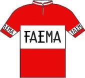 Faema 1962 shirt