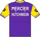 Mercier - BP - Hutchinson 1962 shirt
