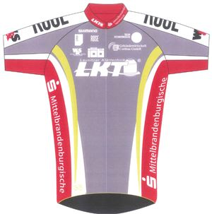 LKT Team Brandenburg 2013 shirt
