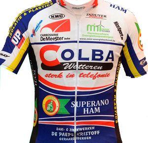 Colba - Superano Ham 2013 shirt