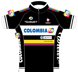 Colombia 2013 shirt