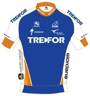 Team Trefor 2013 shirt