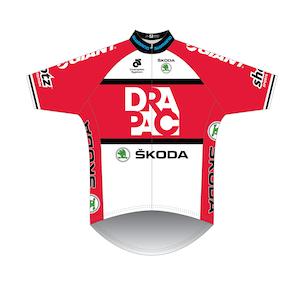 Drapac Cycling 2013 shirt