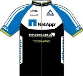 Team NetAPP - Endura 2013 shirt