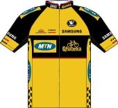 MTN - Qhubeka 2013 shirt