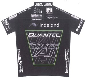 Team Quantec - Indeland 2013 shirt