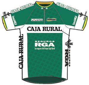 Caja Rural - Seguros RGA 2013 shirt