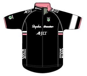 Rapha Condor JLT 2013 shirt