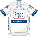 Team Argos - Shimano 2013 shirt