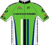 Cannondale Pro Cycling 2013 shirt