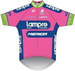 Lampre - Merida 2013 shirt