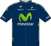 Movistar Team 2013 shirt