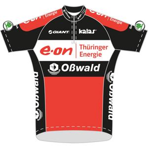 Thüringer Energie Team 2013 shirt