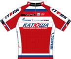 Katusha Team 2013 shirt