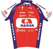 Adria Mobil 2013 shirt