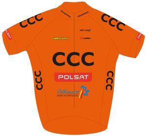 CCC Polsat Polkowice 2013 shirt